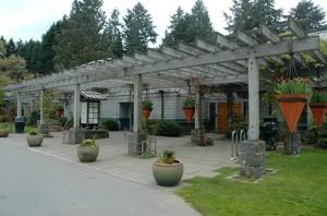 Graham Visitor Center at the UW Arboretum