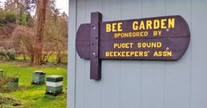 PSBA Bee Garden at UW Arboretum